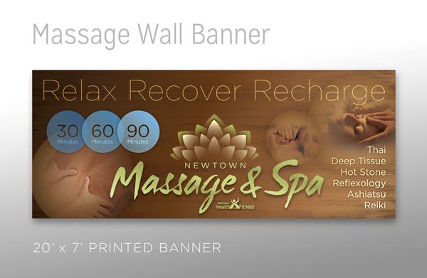 WHF 12 Massage Banner