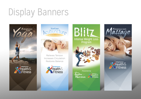 WHF 5 Banners